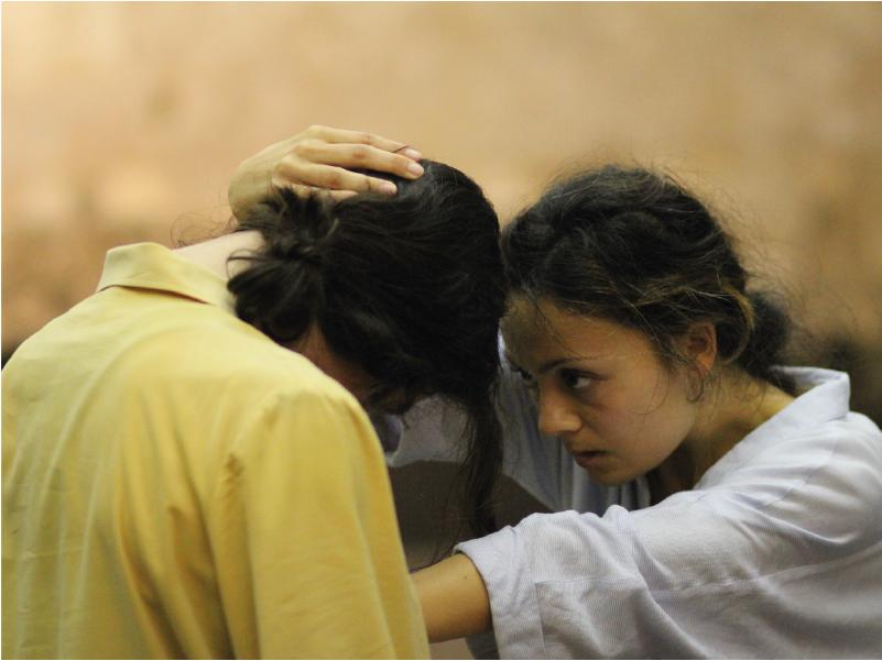 EVERYTHING THAT'S LEFT SITA OSTHEIMER /  SITA OSTHEIMER DANCE Teatro India